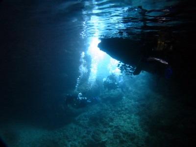 青の洞窟最高でした!!_a0156273_1849833.jpg