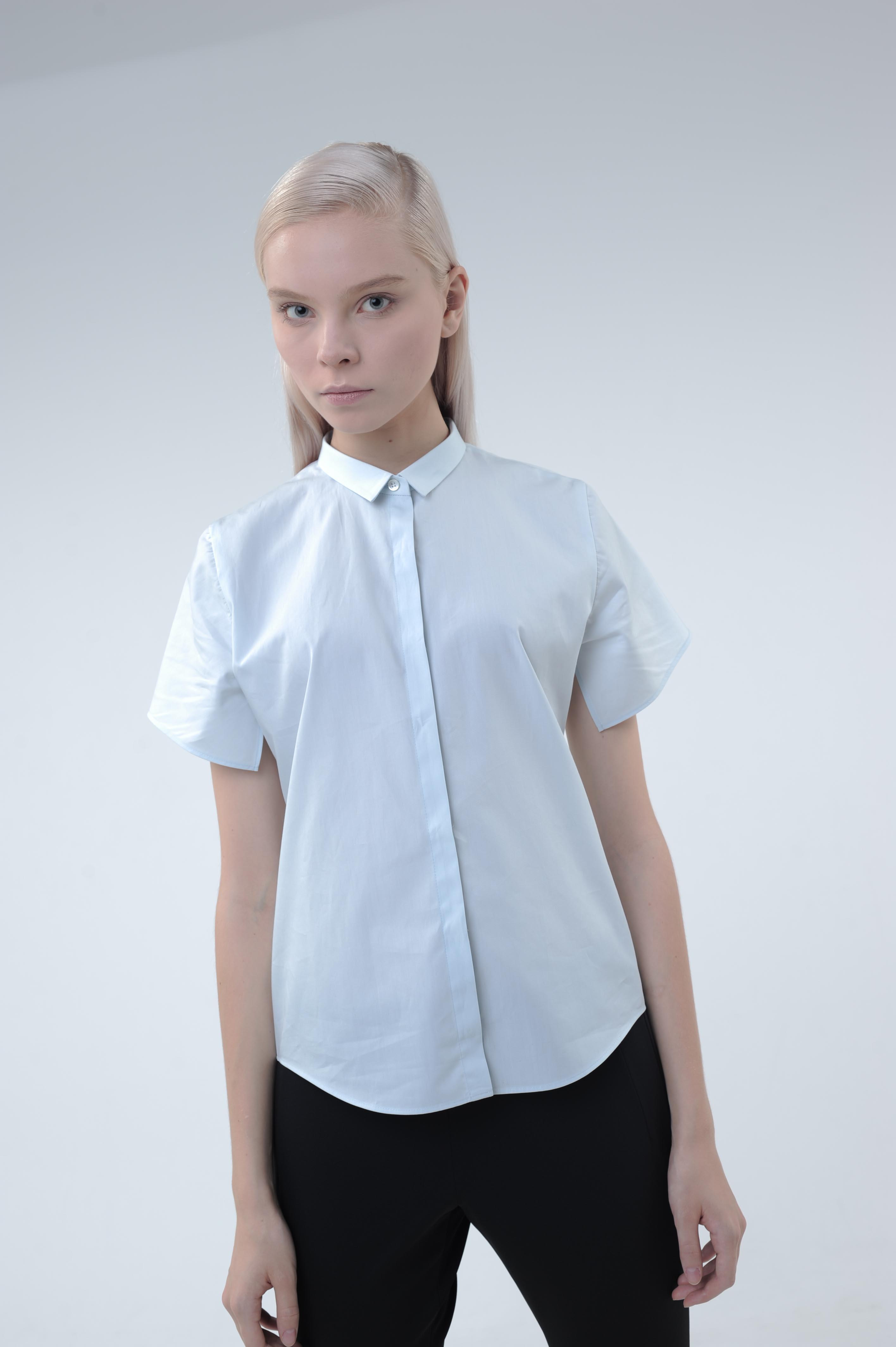 uemulo munenoli ホワイトレーベルのシャツ・ブラウス 『BELL』_e0122680_1825281.jpg