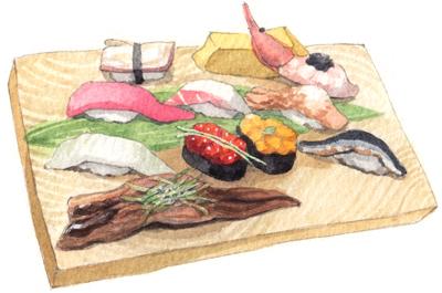 食べ物のイラストサンプル 幻爽惑星blog