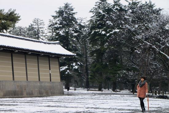 京都御苑 14雪げしき15_e0048413_1833422.jpg