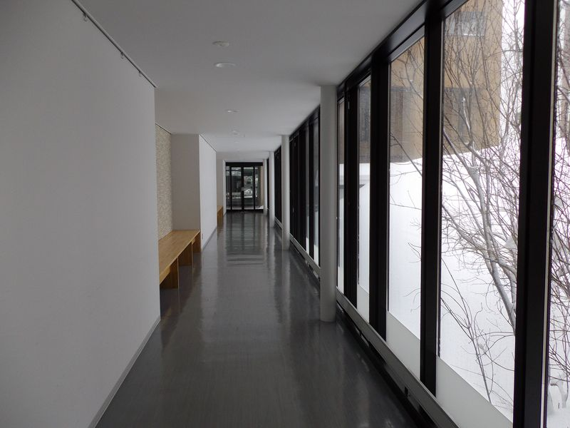 附属図書館の渡り廊下_c0025115_18354092.jpg