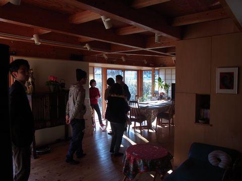 OB宅見学会を開催しました。_a0059217_8583112.jpg