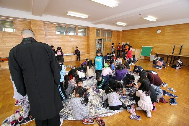 おとどけアート 北陽小学校×風間天心 2月17日(月) 後半_a0062127_23281677.jpg