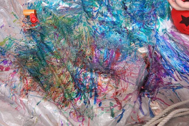 おとどけアート 北陽小学校×風間天心 2月17日(月) 前半_a0062127_2384399.jpg