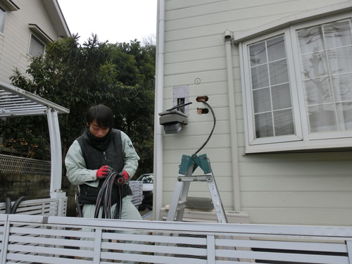 Y様邸(佐伯区藤の木)太陽光発電システム工事_d0125228_2036233.jpg