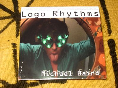 "New Disc : Michael Baird ""Logo Rhythms\""_d0010432_17142289.jpg"