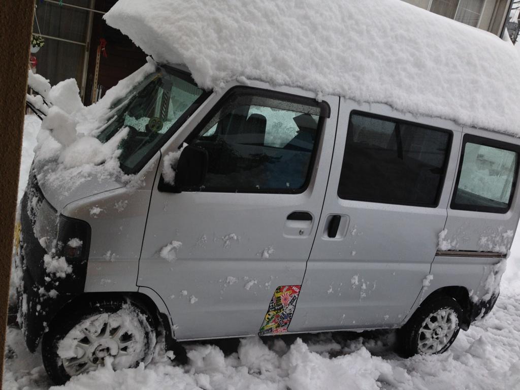 雪はもういいよ(泣)_c0213033_11353342.jpg