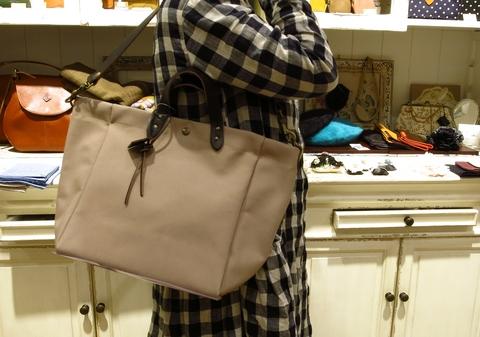 TAMPICO のキャンバスバッグです。_c0227633_0595848.jpg