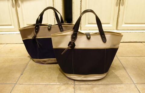TAMPICO のキャンバスバッグです。_c0227633_101529.jpg