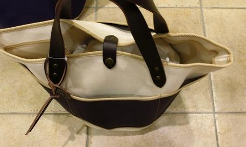 TAMPICO のキャンバスバッグです。_c0227633_105130.jpg