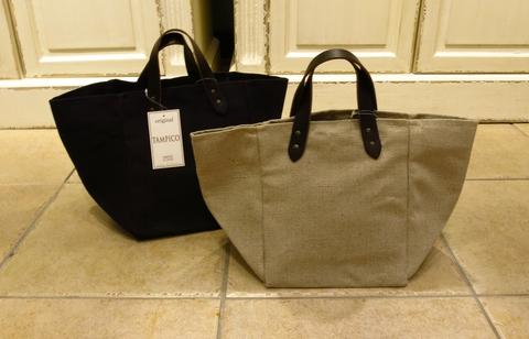 TAMPICO のキャンバスバッグです。_c0227633_11255.jpg