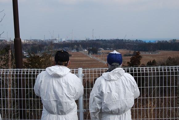 2014. 2.17 大熊町の現地視察を行いました_a0255967_15521967.jpg