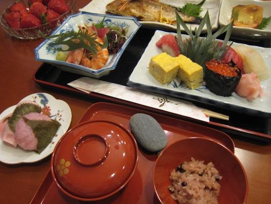 お食い初め_e0170272_2191548.jpg