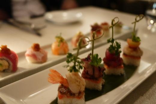 進化する炙り寿司@MINAMIイエールタウン_d0129786_15493813.jpg