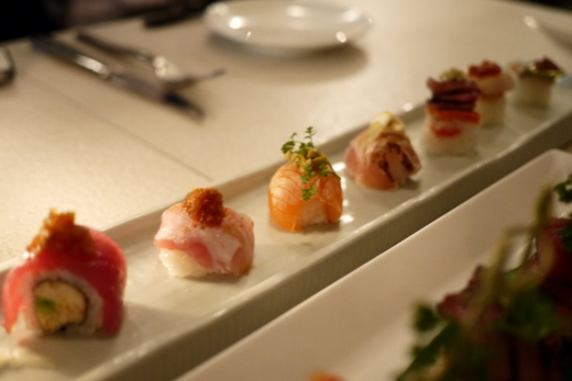 進化する炙り寿司@MINAMIイエールタウン_d0129786_1621833.jpg