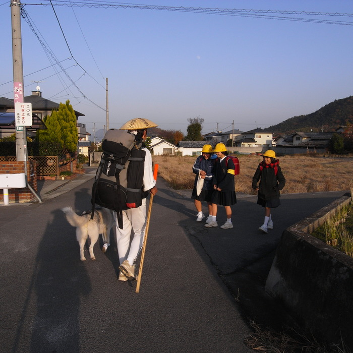 Memory of the second pilgrimage with husky HANA II_c0049299_2222263.jpg
