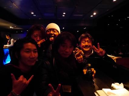 うたすきおじさんの会 ♬ ビルボードライブ大阪_b0118001_0441441.jpg