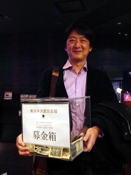 うたすきおじさんの会 ♬ ビルボードライブ大阪_b0118001_057348.jpg