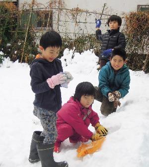 雪合戦_d0322102_11281885.jpg