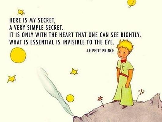 大切なものは、目に見えない・・・ NYで星の王子さま原画展 The Little Prince: A New York Story_b0007805_4304956.jpg