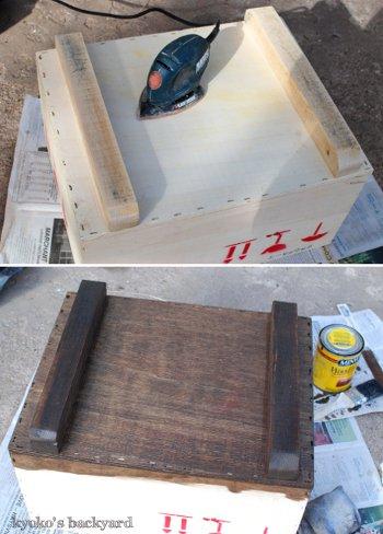 木箱をオットマンにリメイク・プロジェクト その1_b0253205_142526.jpg