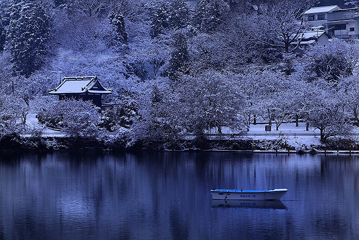 """""""雪の常国寺"""" そのⅡ_a0140608_722362.jpg"""