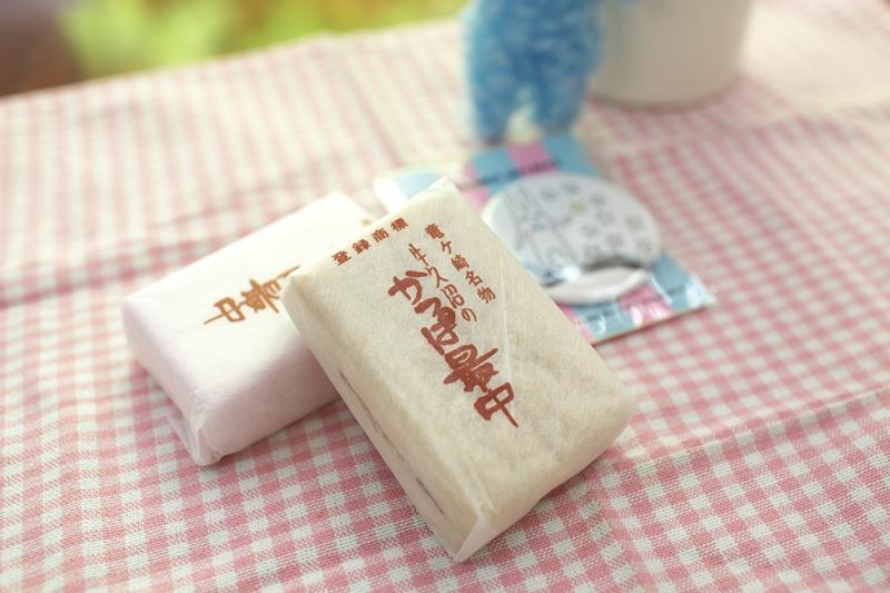 源内菓子店[かっぱ最中]_a0243720_16262701.jpg