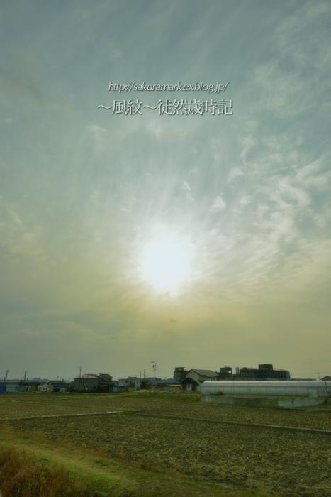 どんよりと霞む空。_f0235723_20302879.jpg