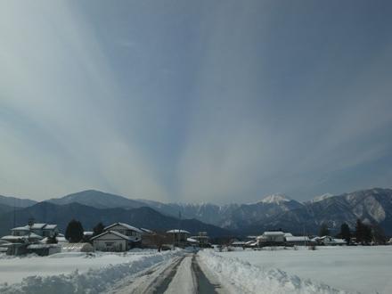 雪道の先に_a0014840_223729.jpg