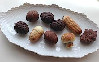 チョコレート?そしてホワイトデーに。_b0192257_196162.jpg