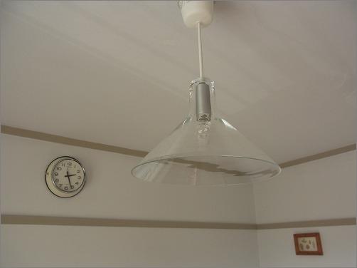 【 居間の照明を新しくしました 】_c0199166_23484170.jpg