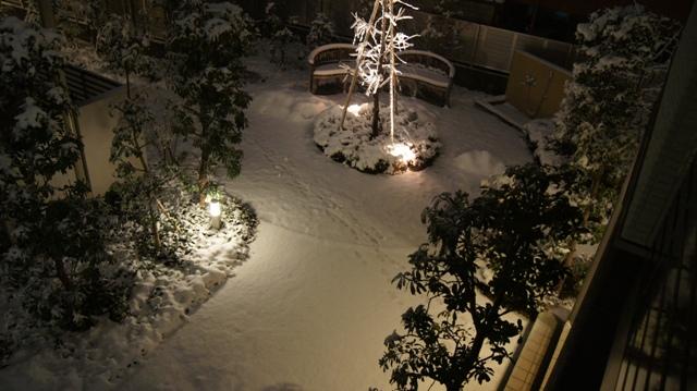 ベンチの上は、フワフワの真っ白なクッションです!_f0029571_23264672.jpg