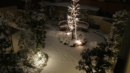 ベンチの上は、フワフワの真っ白なクッションです!_f0029571_2335656.jpg