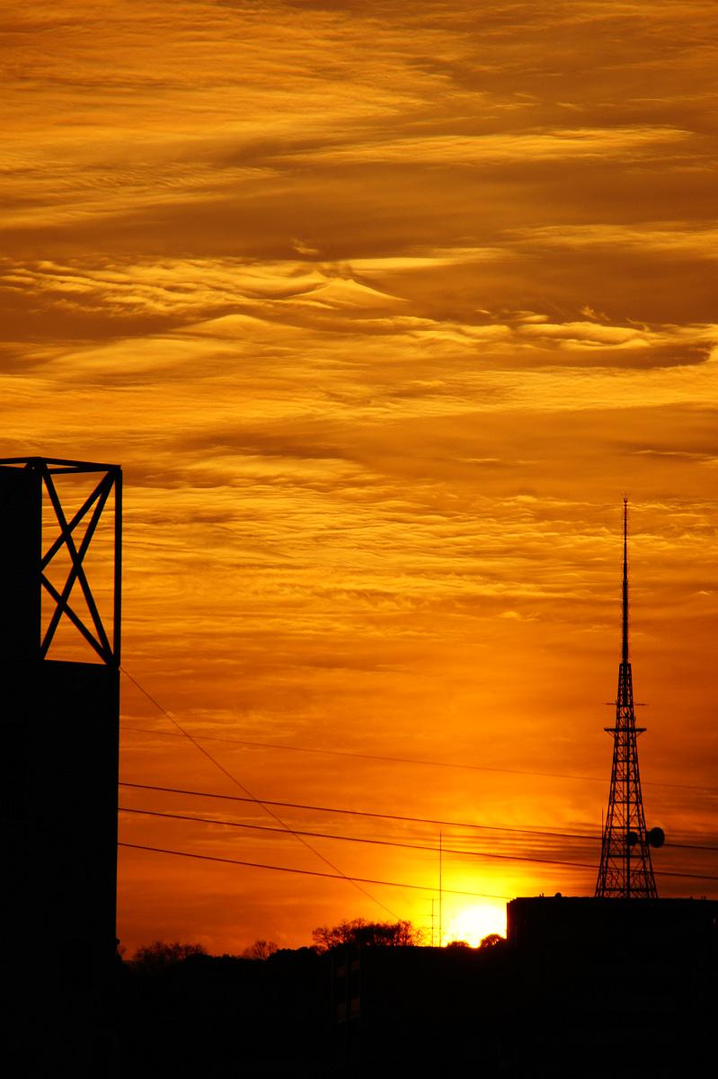 絵画的夕空。_f0189086_20135823.jpg