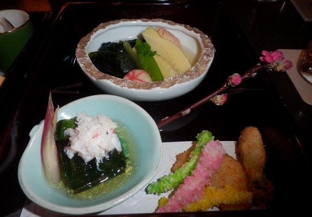 京懐石 「蛍」さんの雛献招♪_c0098501_22324365.jpg
