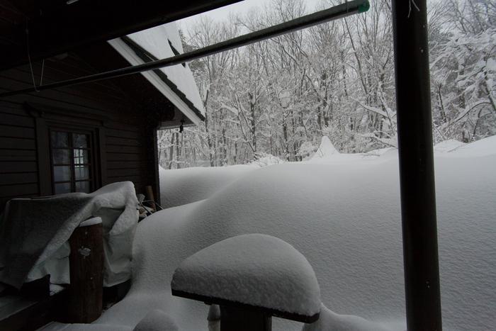 2/15 山梨県下記録的大雪、まさかここまで降るとは_c0137403_16214127.jpg
