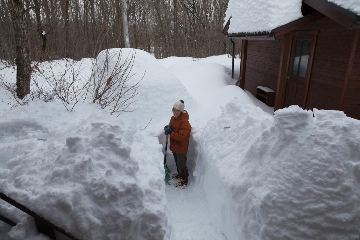 2/15 山梨県下記録的大雪、まさかここまで降るとは_c0137403_16361496.jpg