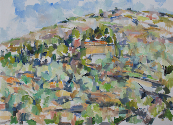 オリーブの丘(第一段階)_c0236929_16482363.jpg
