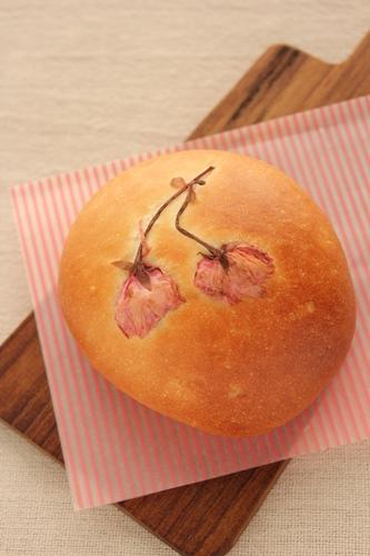 桜あんで、桜あんぱん!_a0165538_9541155.jpg