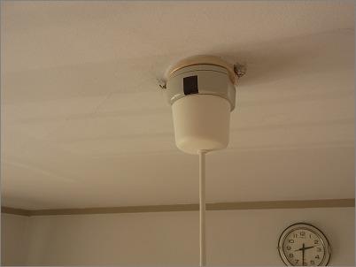 【 居間の照明を新しくしました 】_c0199166_0241355.jpg