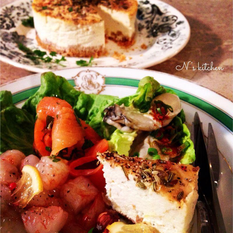 おつまみチーズケーキ_a0105872_0301753.jpg