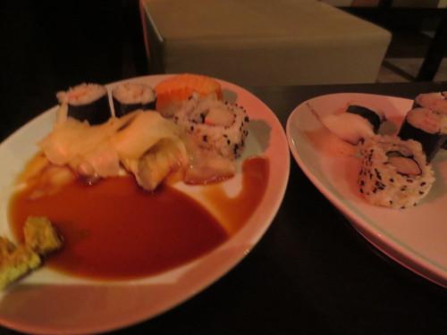 水曜日のみの10ユーロアペリティーボ@日本食KOME_c0179785_7274610.jpg