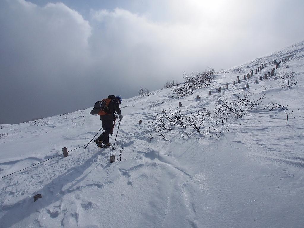 樽前山、2月20日-その1-_f0138096_21375466.jpg