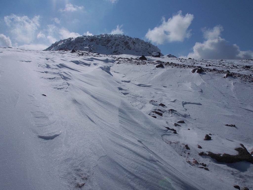 樽前山、2月20日-その1-_f0138096_21382488.jpg