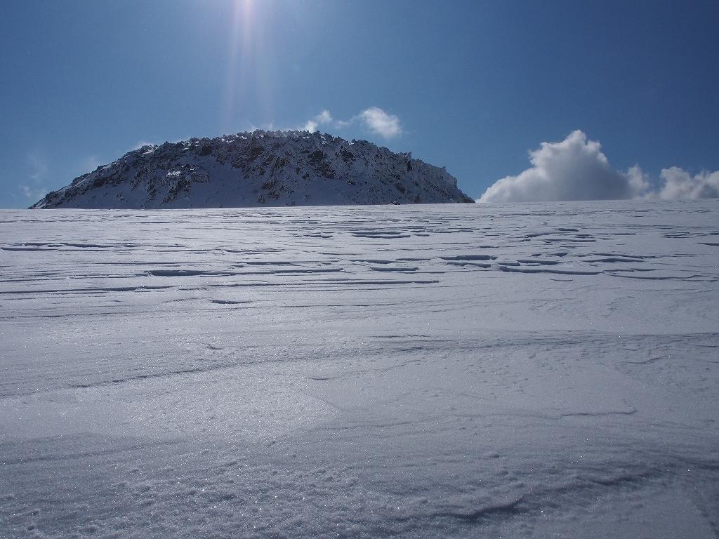 樽前山、2月20日-その1-_f0138096_21383923.jpg