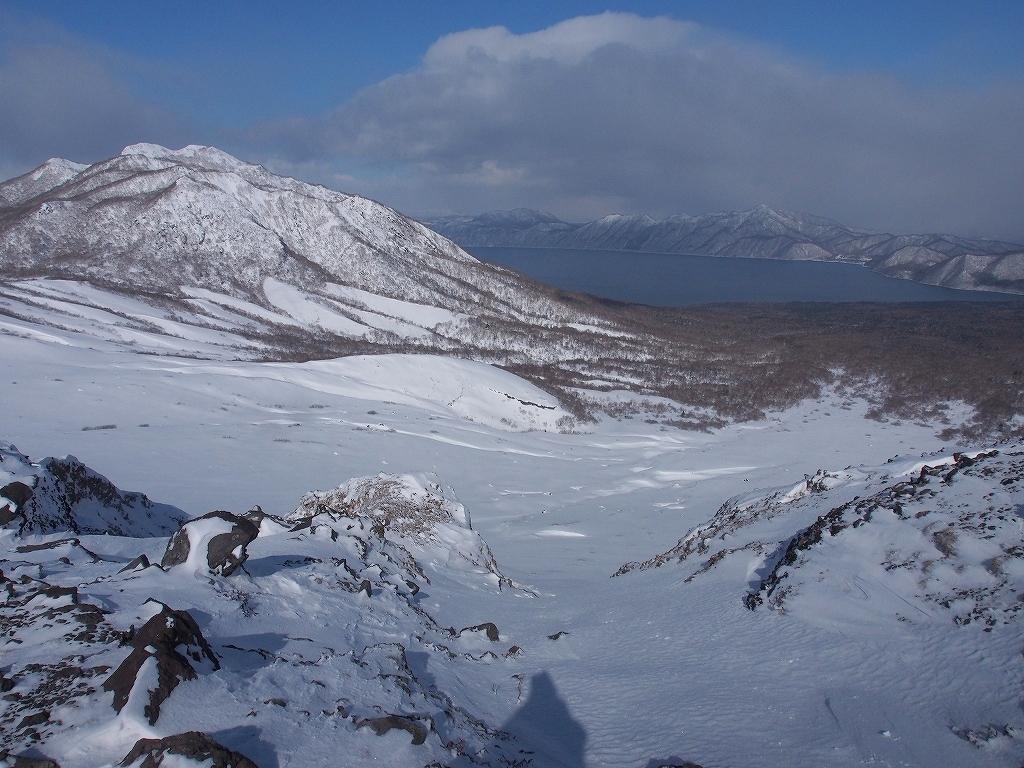 樽前山、2月20日-その1-_f0138096_2138472.jpg