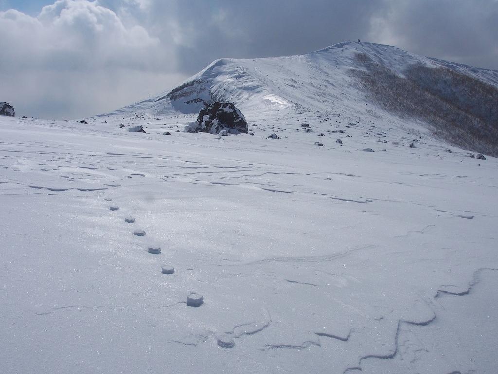 樽前山、2月20日-その1-_f0138096_21385992.jpg