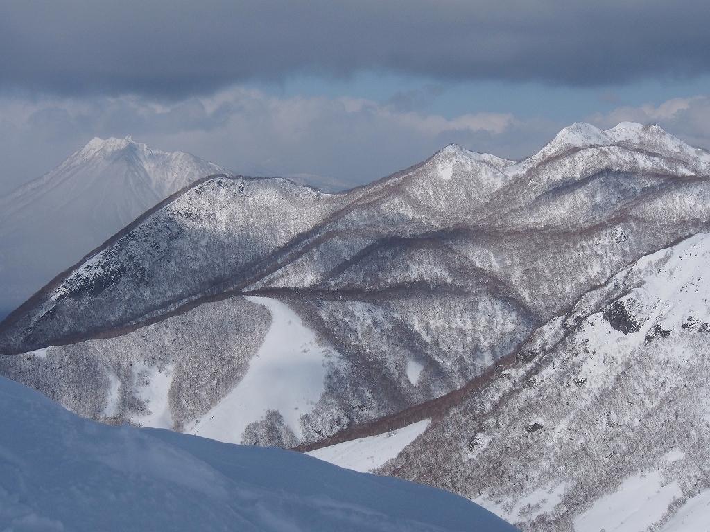 樽前山、2月20日-その1-_f0138096_21392940.jpg