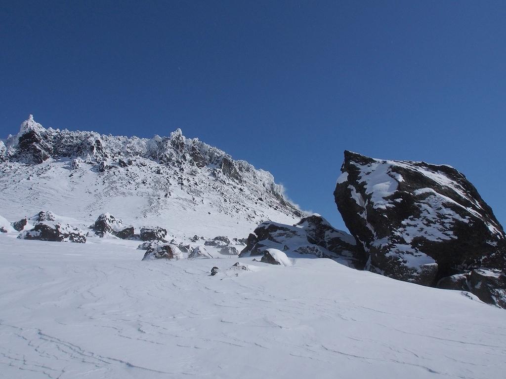 樽前山、2月20日-その1-_f0138096_2139881.jpg