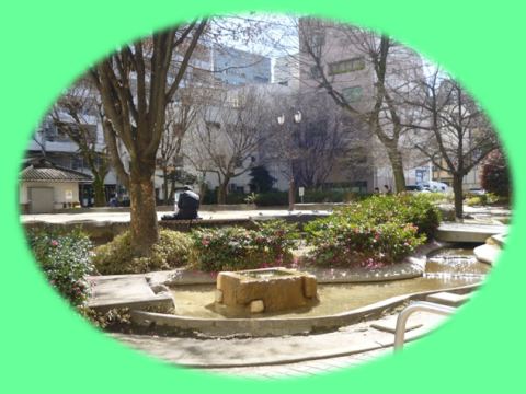 小楠旧居跡(水道町の家)と蓮政寺公園♪_b0228113_15000007.png